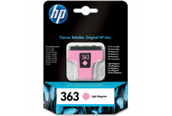 HP č.363 C8775EE svetle purpurová (light magenta) originálna cartridge