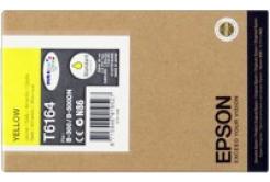 Epson T616400 sárga (yellow) eredeti tintapatron