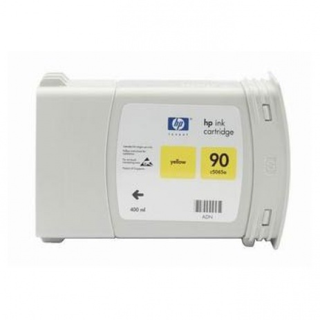 HP 90 C5065A galben (yellow) cartus original