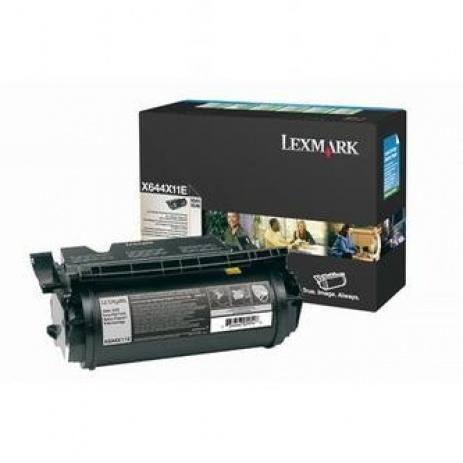 Lexmark X644X11E fekete (black) eredeti toner