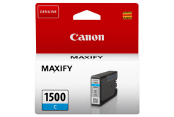 Canon PGI-1500 C azurová (cyan) originální cartridge