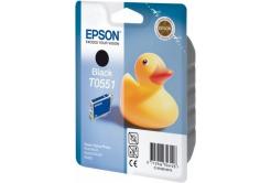 Epson T055140 černá (black) originální cartridge