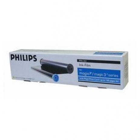 Philips PFA 331, 140 p., folii de fax original