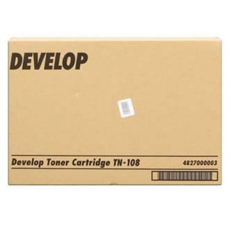 Develop TN-108 black original toner