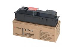 Kyocera Mita TK-18 černý (black) originální toner