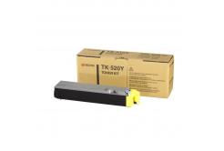 Kyocera Mita TK-520Y žlutý (yellow) originální toner