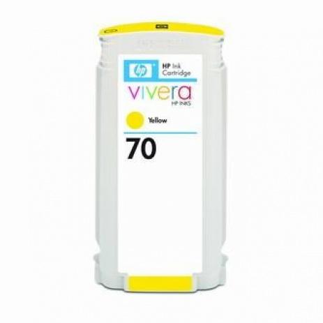 HP 70 C9454A żółty (yellow) tusz oryginalna