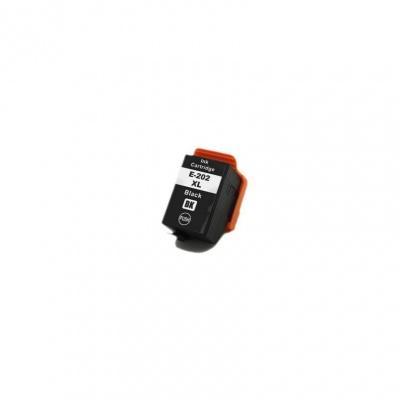 Epson 202XL T02G1 černá (black) kompatibilní cartridge