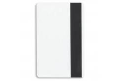 Zebra Plastic card, HiCo, 500pcs.