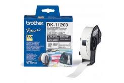Brother DK-11203, 17mm x 87mm, papírová role