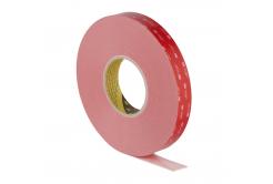 3M VHB LSE-060WF Oboustranně silně lepicí páska na LSE plasty, tl. 0,6 mm, 12 mm x 3 m
