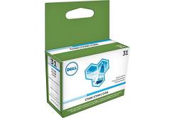 Dell 592-11808, DG83C błękitny (cyan) tusz oryginalna
