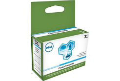 Dell 592-11808, DG83C azúrová (cyan) originálna cartridge