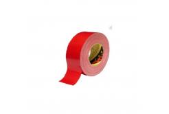 3M 389 Textilní lepicí páska 25 mm x 50 m, červená