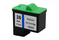 Lexmark 10N0026 č.26 farebná (color) kompatibilná cartridge