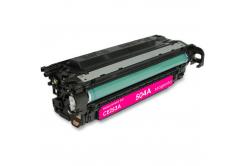 HP 504A CE253A purpurový (magenta) kompatibilní toner