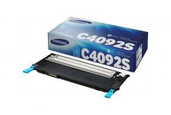 HP SU005A / Samsung CLT-C4092S/ELS azurový (cyan) originální toner