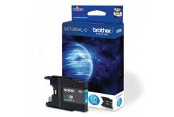 Brother LC-1280XLC azurová (cyan) originální cartridge