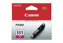 Canon CLI-551M purpurová (magenta) originální cartridge
