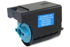 Canon C-EXV21 azurový (cyan) kompatibilní toner