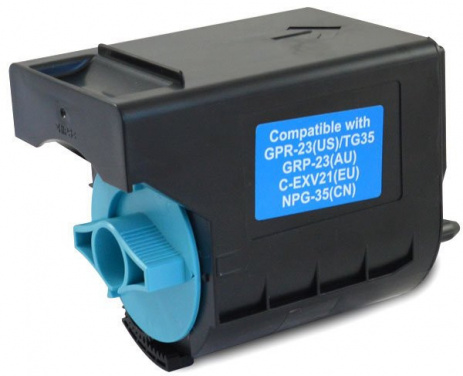 Canon C-EXV21 for iR-C2880, iR-C3380 cyan compatible toner