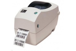 Zebra TLP2824 PLUS 282P-101121-040 TT tiskárna štítků, 203DPI, EPL, ZPL, RS232, USB, odlepovač (PEELER), 68MB FLASH, REAL TIME CLOCK
