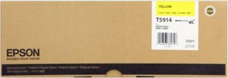 Epson C13T591400 sárga (yellow) eredeti tintapatron