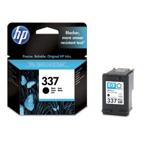 HP 337 C9364EE fekete (black) eredeti tintapatron