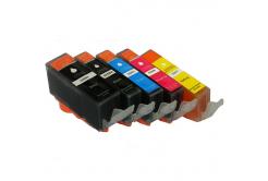 Canon CLI-526 Bk, C,M,Y + PGI-525Bk multipack kompatibilní cartridge